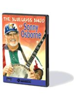 Sonny Osborne - The Bluegrass Banjo of Sonny Osborne - Music Book
