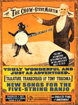 Steve Martin - Steve Martin - The Crow - New Songs for the Five-String Banjo - Music Book