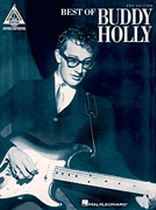 Buddy Holly - Buddy Holly - Guitar Recorded Versions - Music Book