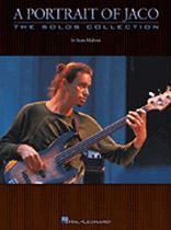 Jaco Pastorius - A Portrait of Jaco: The Solos Collection - Music Book