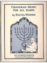 Chanukah Music for All Harps