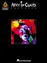 Alice In Chains - Facelift - Music Book