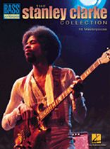 Stanley Clarke - Stanley Clarke Collection - Music Book