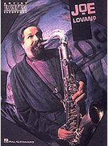 Joe Lovano - Joe Lovano Collection - Music Book