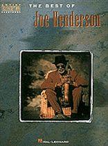 Joe Henderson - The Best of Joe Henderson - Music Book