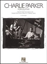Charlie Parker - Charlie Parker for Guitar - Music Book