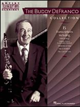 Buddy Defranco - The Buddy Defranco Collection - Clarinet - Music Book