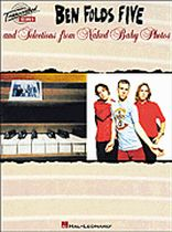 Ben Folds - Ben Folds Five and Selections From Naked Baby Photos - Music Book