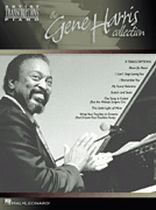 Gene Harris - The Gene Harris Collection (Piano/Keyboard) - Music Book