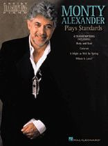 Monty Alexander - Monty Alexander Plays Standards - Music Book