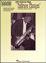 John Coltrane - John Coltrane Plays Coltrane Changes - C Instruments - Music Book