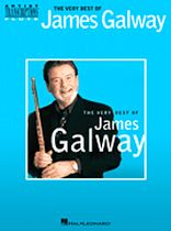 James Galway - The Very Best of James Galway - Flute Transcriptions - Music Book