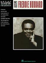 Freddie Hubbard - Freddie Hubbard - Music Book
