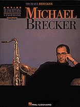 Michael Brecker - Michael Brecker - Music Book