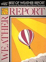 Weather Report - The Best of Weather Report - Music Book