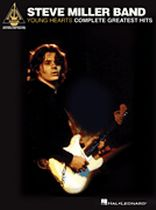 The Steve Miller Band - Steve Miller Band - Young Hearts: Complete Greatest Hits - Music Book