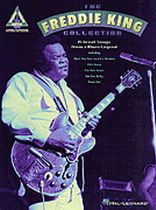 Freddie King - The Freddie King Collection - Music Book