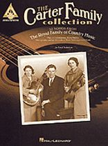 The Carter Family - The Carter Family Collection - Music Book