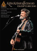 Kris Kristofferson - Kris Kristofferson Guitar Collection - Music Book