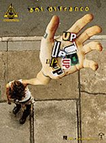 Ani Difranco - Ani DiFranco - Up Up Up Up Up Up - Music Book
