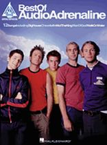 Audio Adrenaline - Best of Audio Adrenaline - Music Book