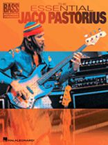 Jaco Pastorius - The Essential Jaco Pastorius - Music Book