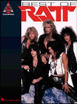 Ratt - Best of Ratt - Music Book