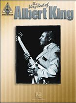 Albert King - The Very Best of Albert King - Music Book