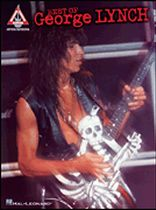 George Lynch - Best of George Lynch - Music Book