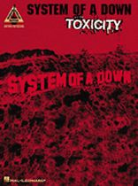System of a Down - Toxicity - Music Book