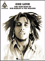 One Love: The Very Best of Bob Marley & the Wailers - Music Book