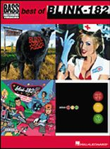 Best of Blink-182 for Bass - Music Book