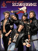 Scorpions - Best of Scorpions - Music Book