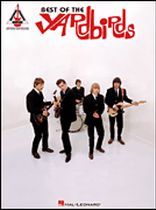 The Yardbirds - Best of the Yardbirds - Music Book
