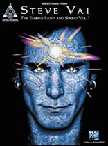Steve Vai - Steve Vai - Selections From the Elusive Light and Sound, Vol. 1 - Music Book