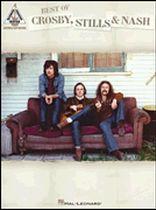 Best of Crosby, Stills & Nash - Music Book