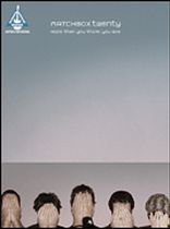 Matchbox Twenty - More Than You Think You Are - Music Book