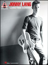 Jonny Lang - Long Time Coming - Music Book