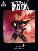 Billy Idol - Very Best of Billy Idol - Music Book