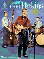 Best of Carl Perkins - Music Book
