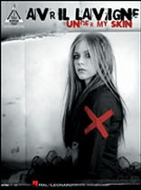 Avril Lavigne - Avril Lavigne - Under My Skin - Music Book