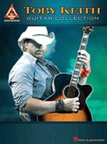 Toby Keith - Toby Keith Guitar Collection - Music Book