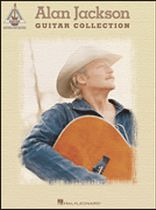 Alan Jackson - Guitar Collection - Music Book