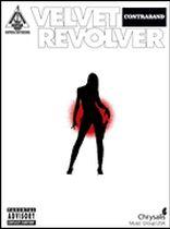 Velvet Revolver - Velvet Revolver - Contraband - Music Book