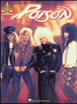 Poison - Best of Poison - Music Book