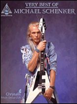 Michael Schenker - Very Best of Michael Schenker - Music Book