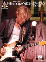 Best of Kenny Wayne Shepherd Band - Music Book