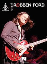 Robben Ford - Best of Robben Ford - Music Book