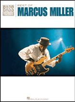 Marcus Miller - Best of Marcus Miller - Music Book