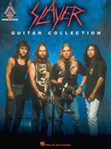 Slayer - Slayer - Guitar Collection - Music Book